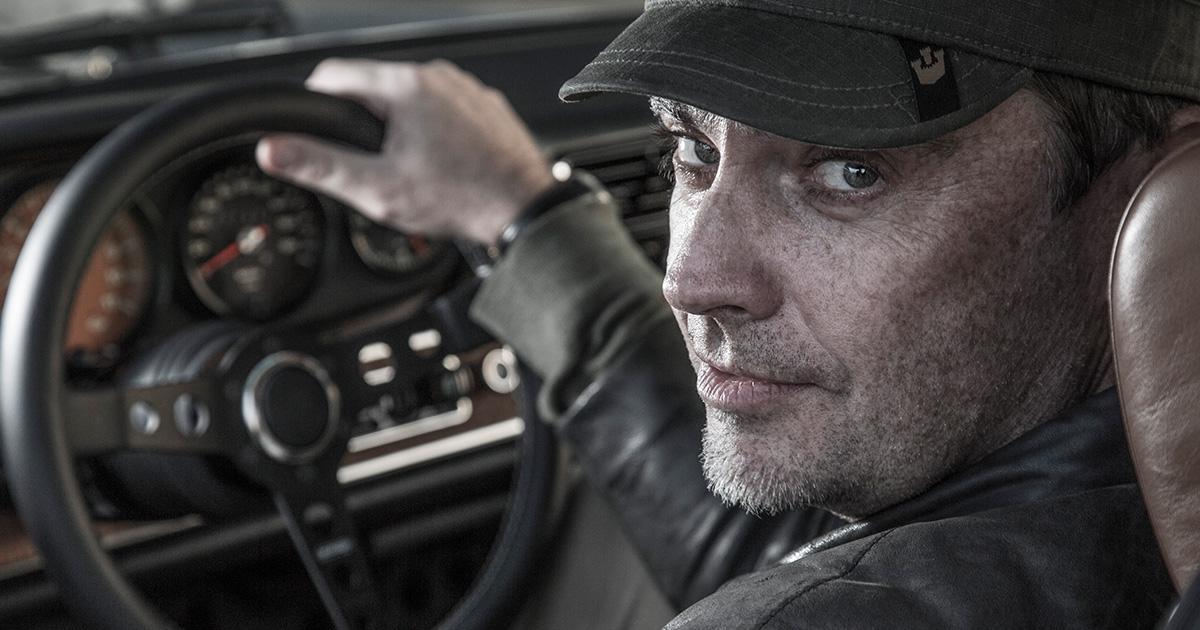 Rob Dickinson, Singer Vehicle Design