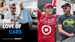 The Love of Cars featuring Tom Cotter and Dario Franchitti