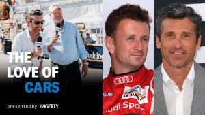 The Love of Cars featuring Allan McNish and Patrick Dempsey