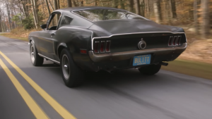 Favorite Movie Cars