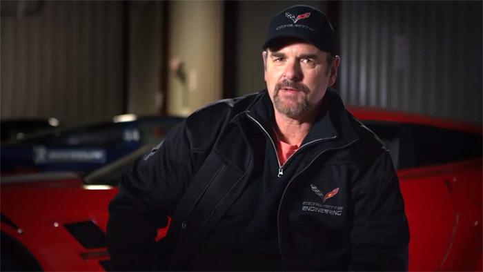 Jim Mero Corvette Engineer and Nuburgring Test Driver