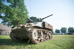 All about vintage military vehicles