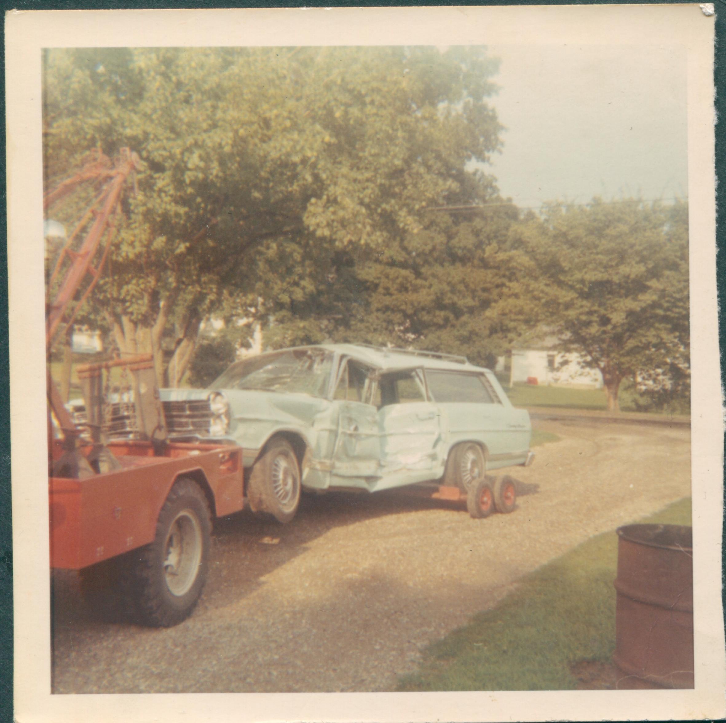 1956 international harvester tow truck 1