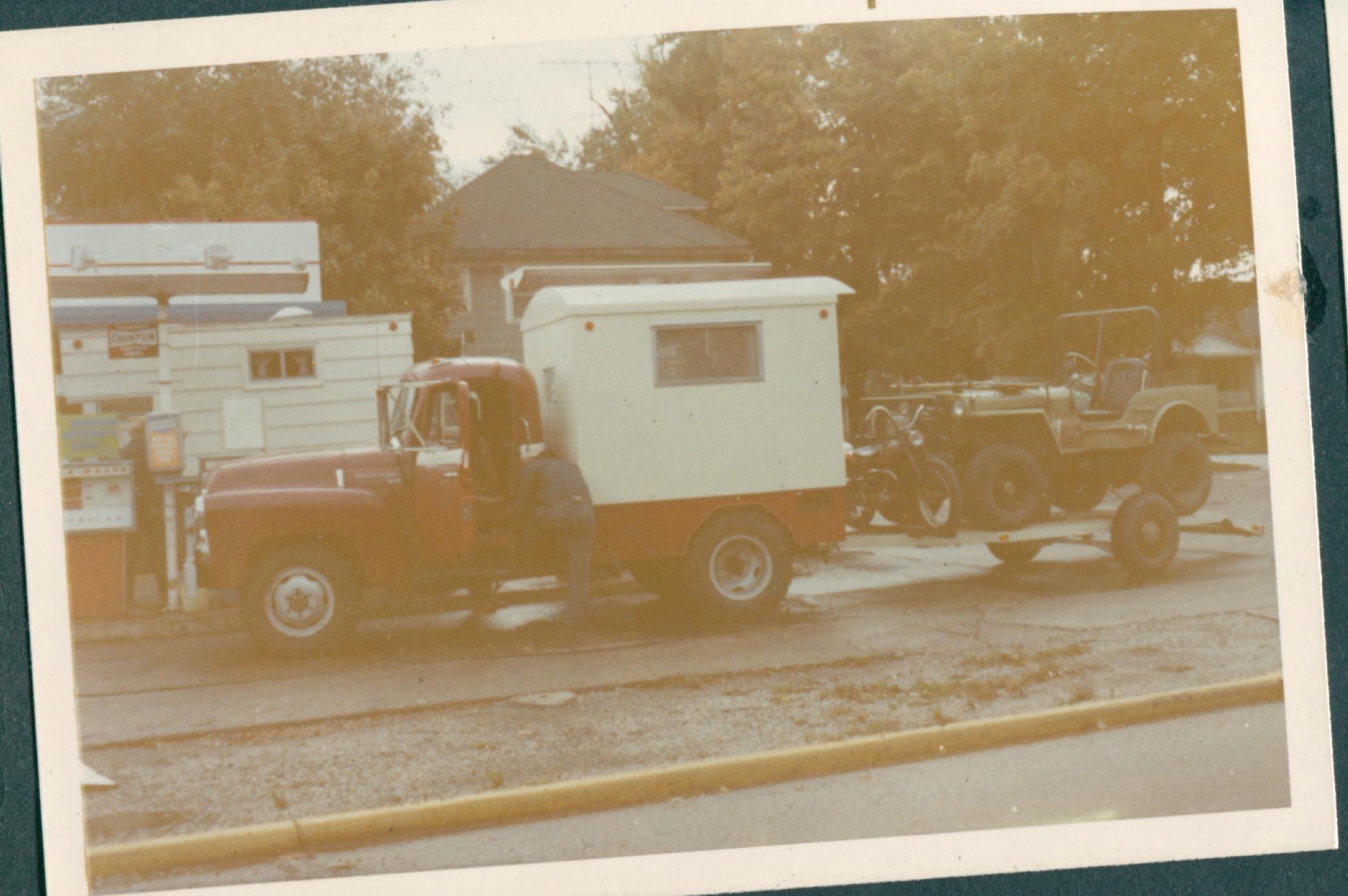 1956 international harvester tow truck 3