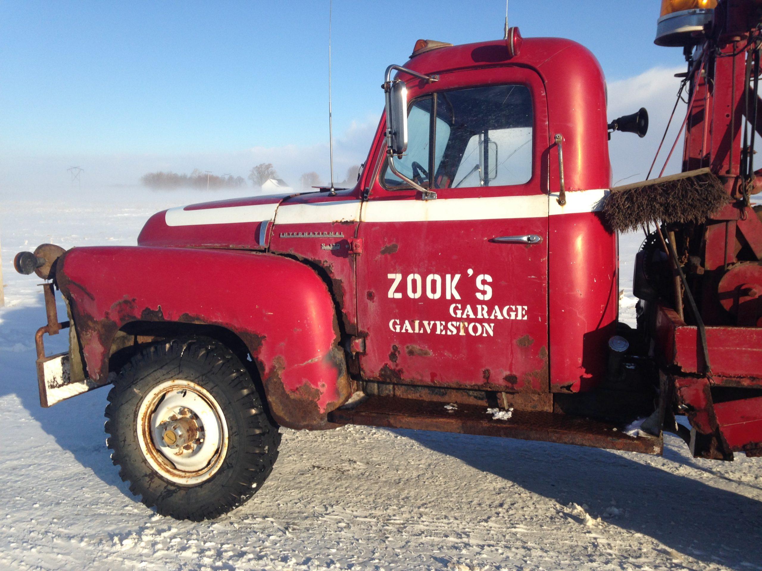 1956 international harvester tow truck 9