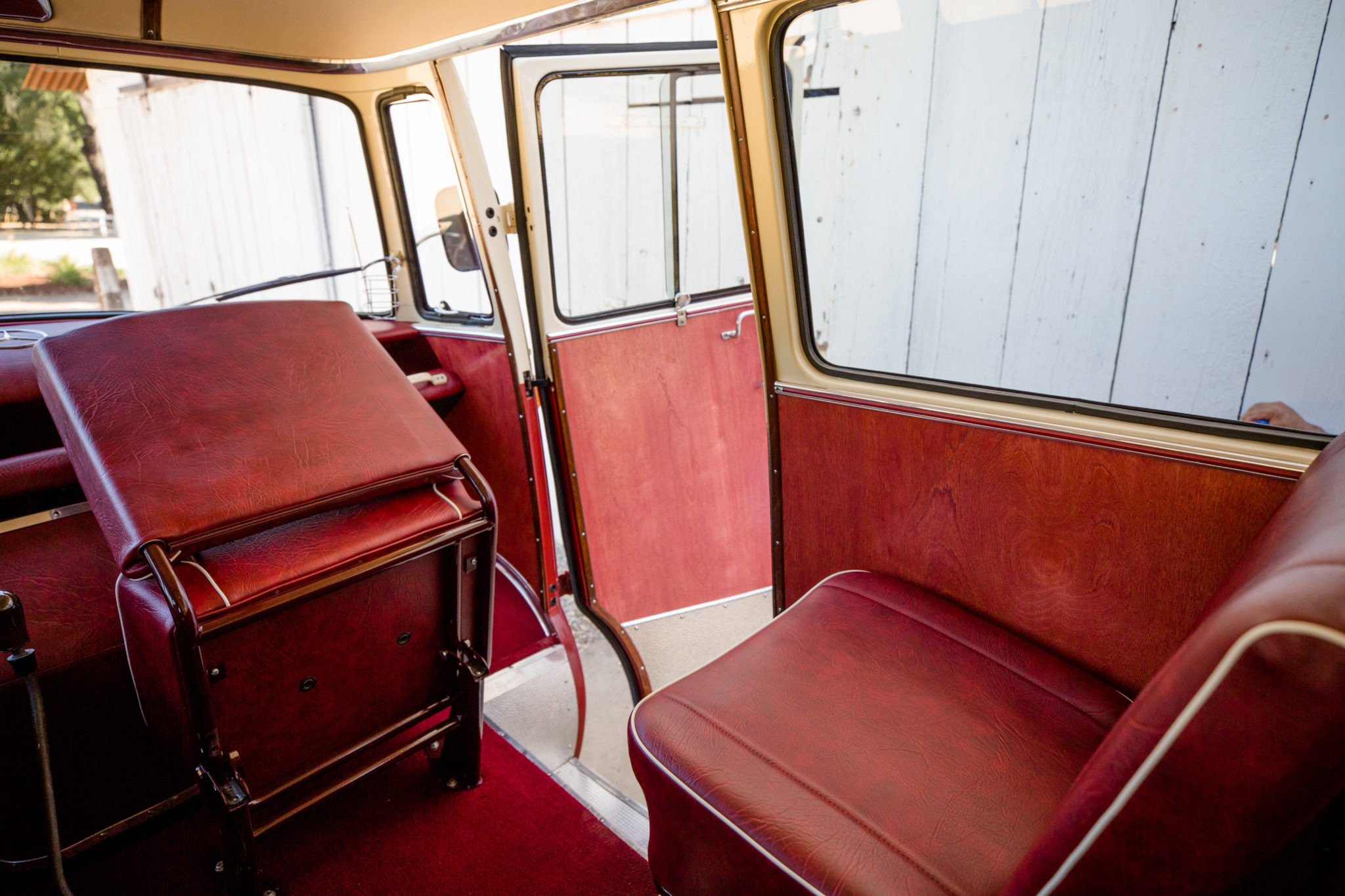 1961 Mercedes-Benz O 319 Interior