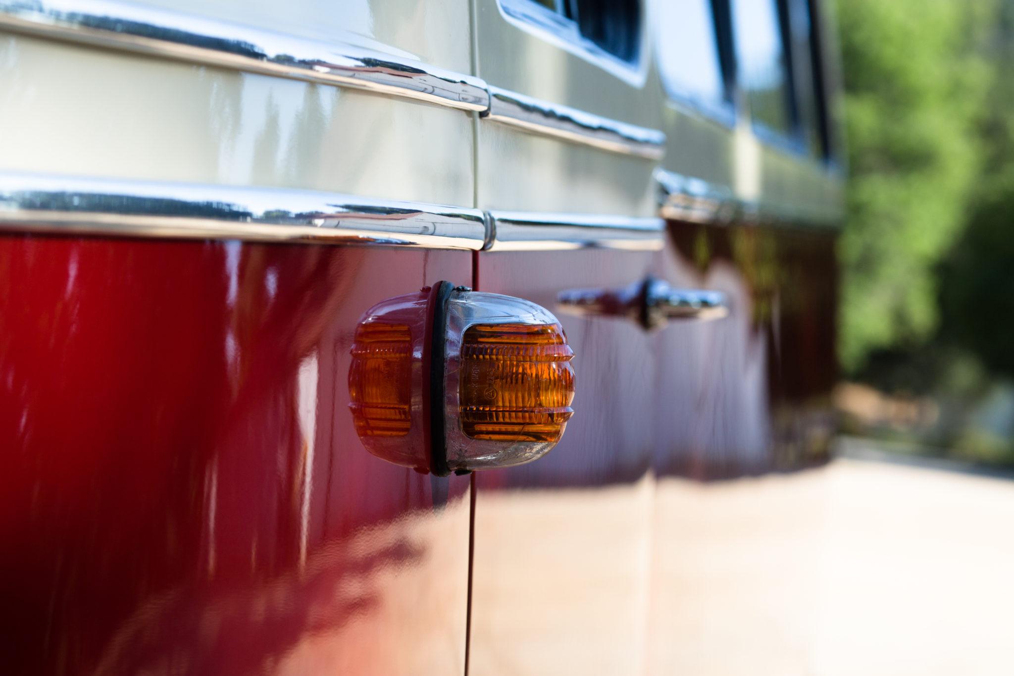 1961 Mercedes-Benz O 319 Signal Light