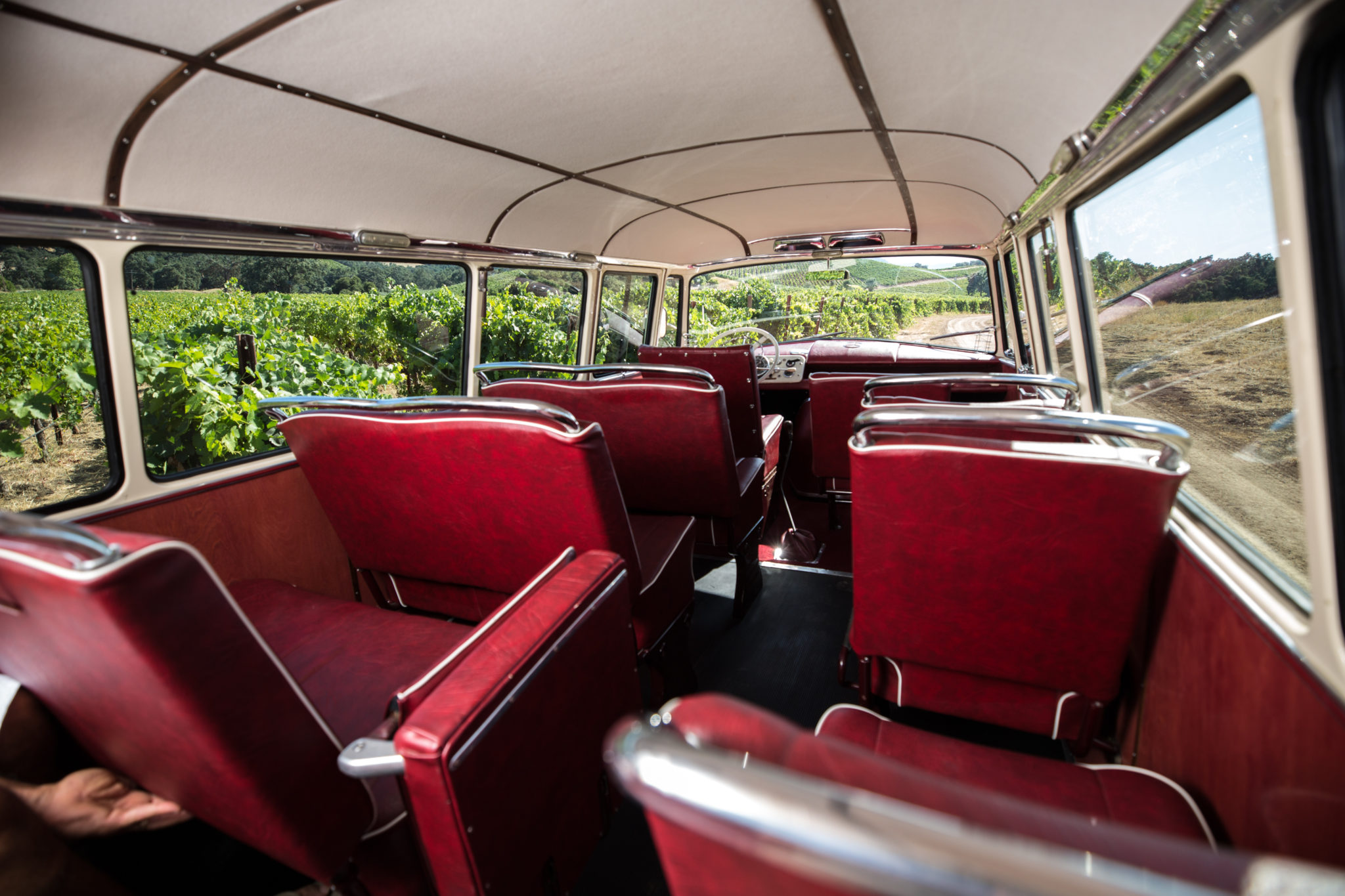 1961 Mercedes-Benz O 319 Interior Seats