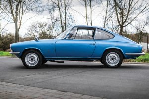 glas 1300 gt coupe drivers profile