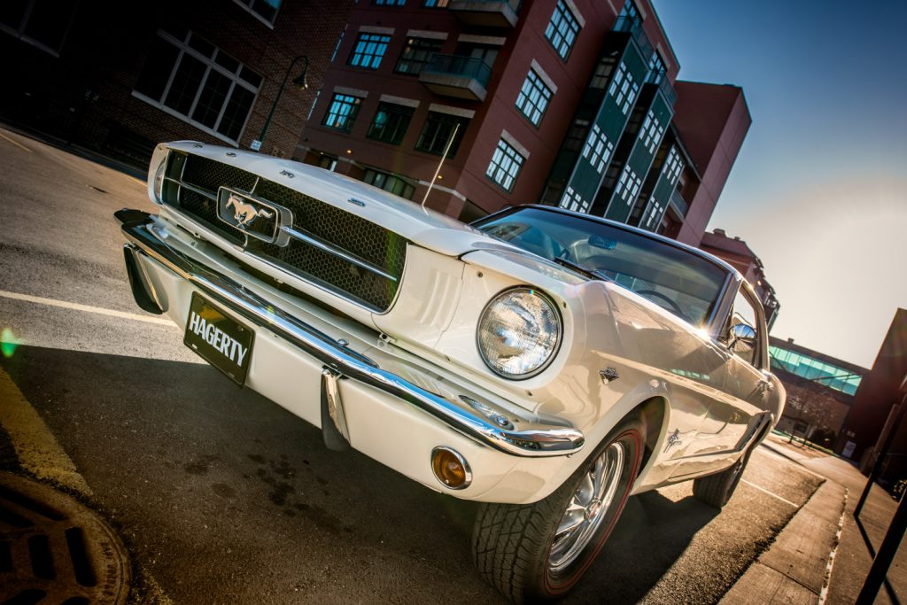 1965 Ford Mustang Front Hagerty HQ