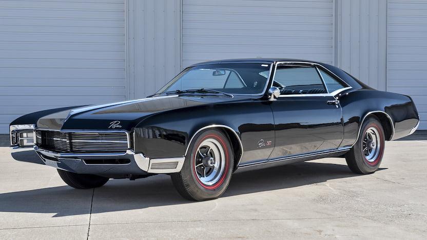 1967 Buick Riviera GS Mecum