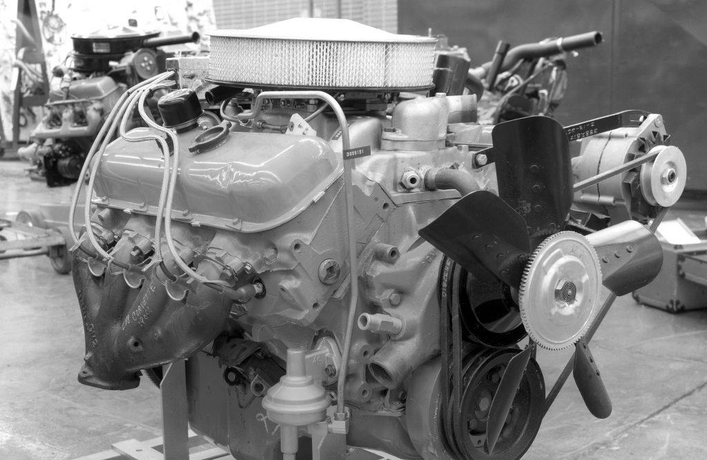 1967 Corvette L-88 Preproduction 427 V8 Engine