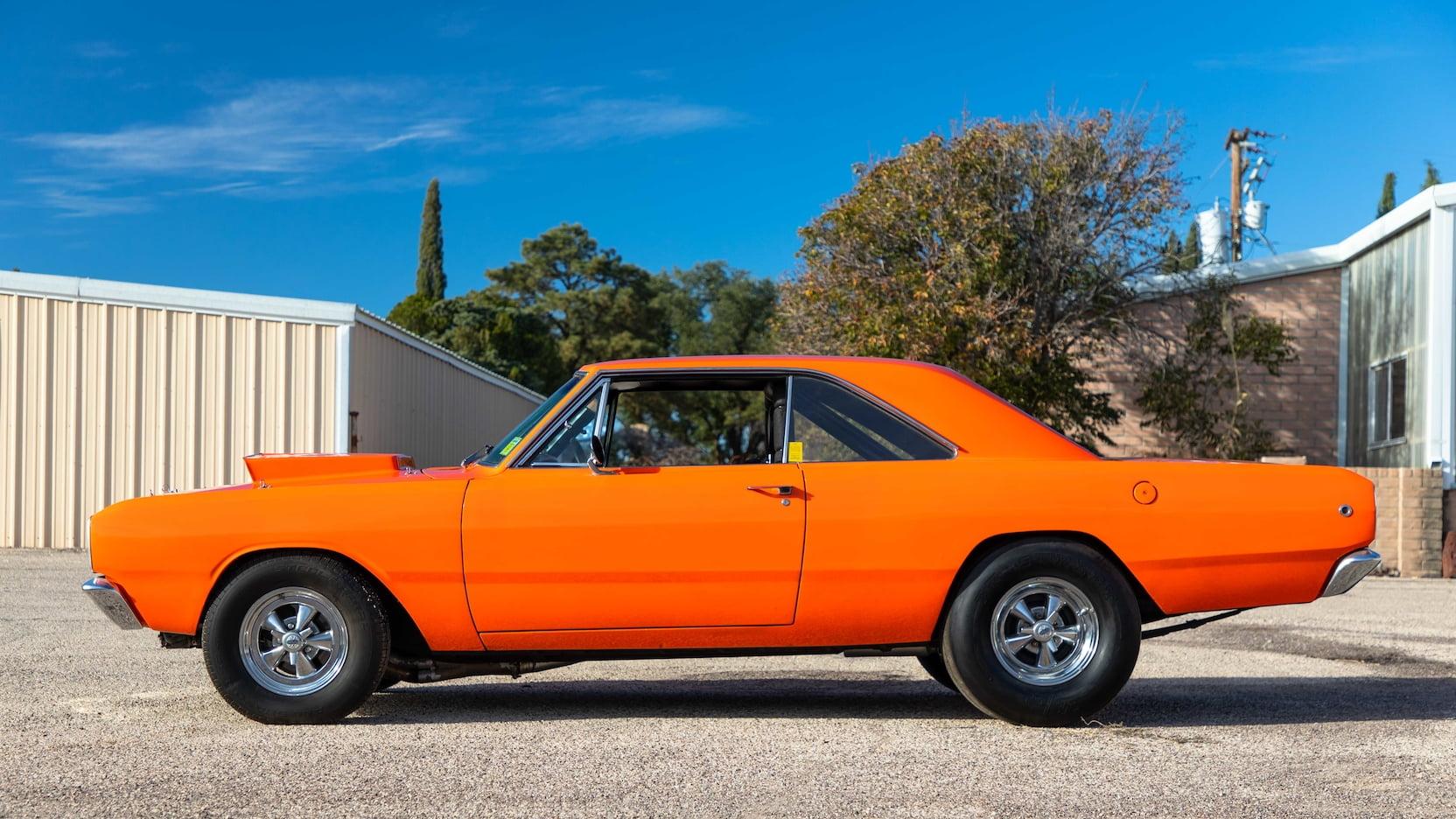 1968 Dodge Dart Side Profile