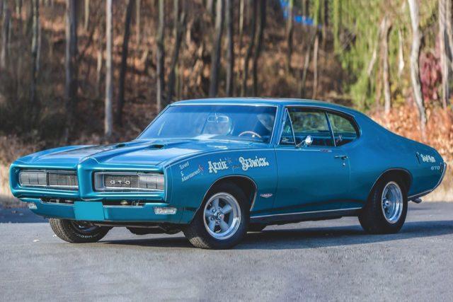 1968 GTO Royal Pontiac