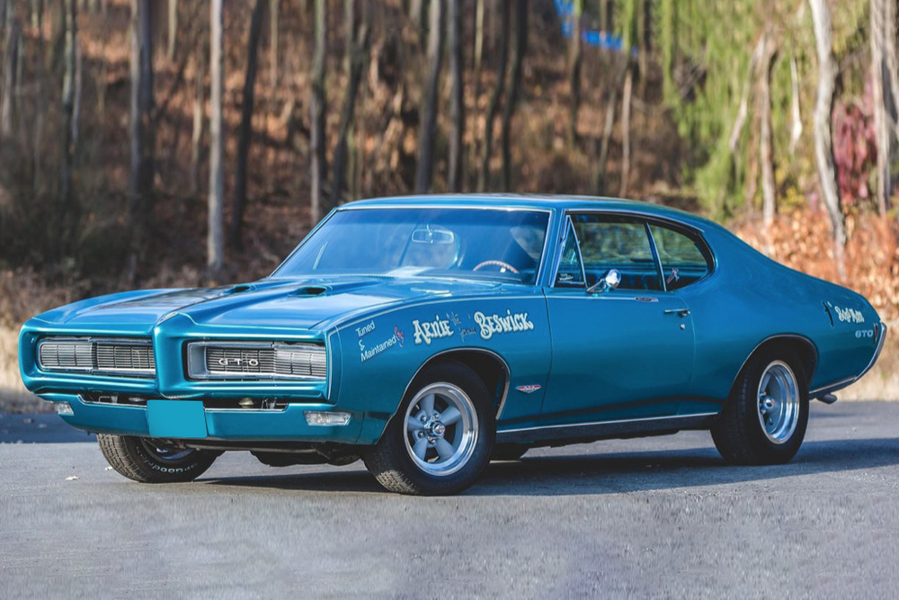 1968 GTO Royal Pontiac