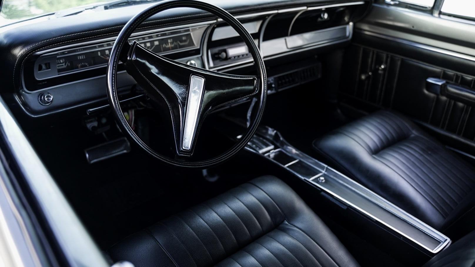 1970 Dodge Dart Front Interior