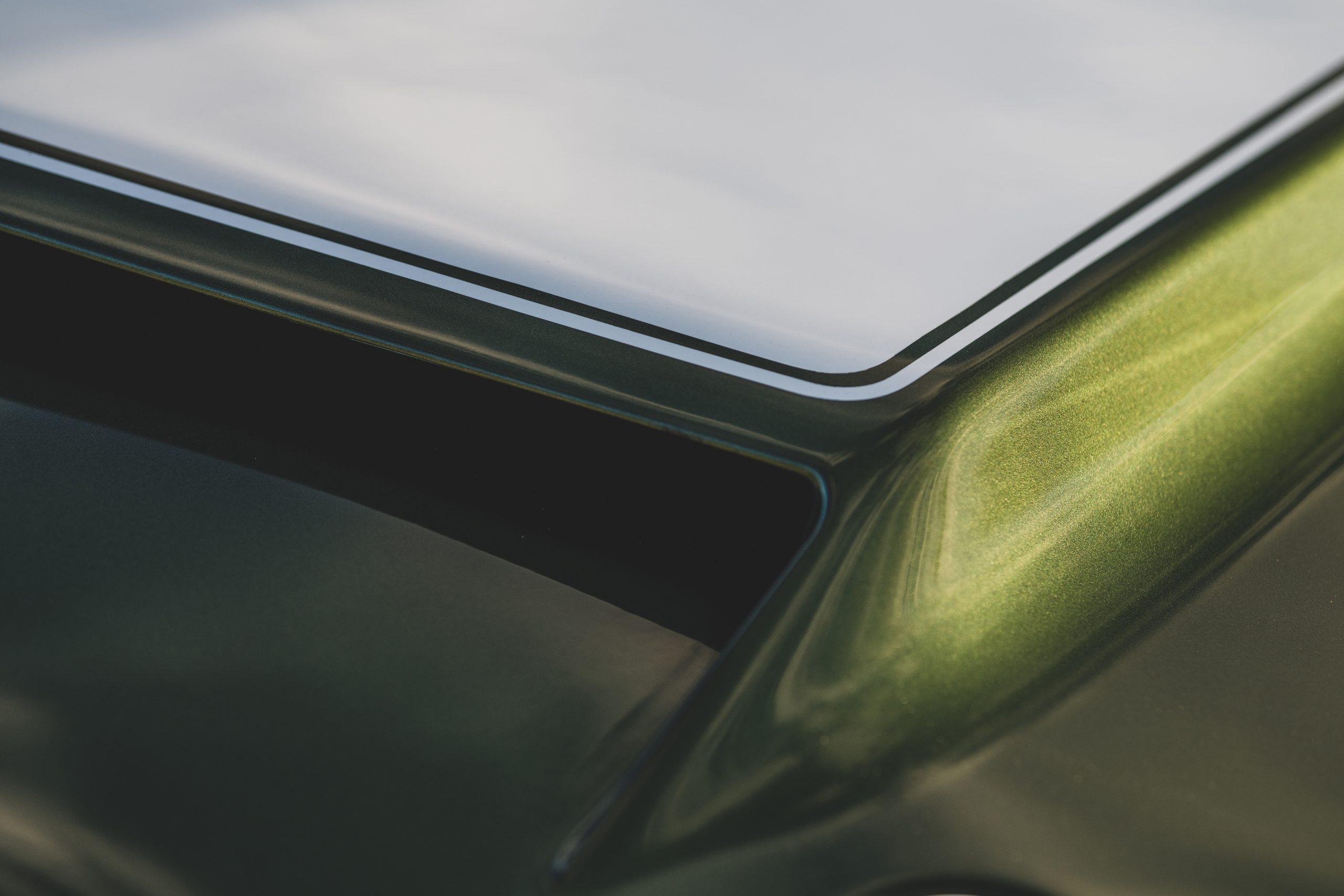 1970 Oldsmobile 442 Convertible Hood Scoop