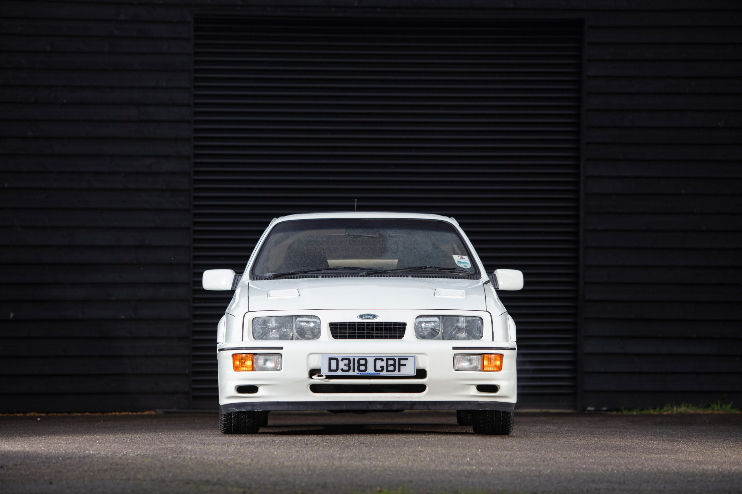 1987 Ford Sierra RS Cosworth Front