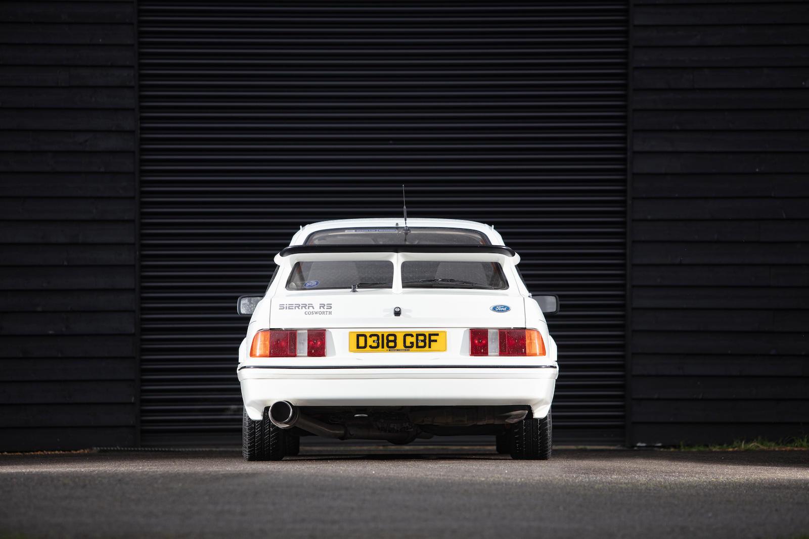1987 Ford Sierra RS Cosworth Rear