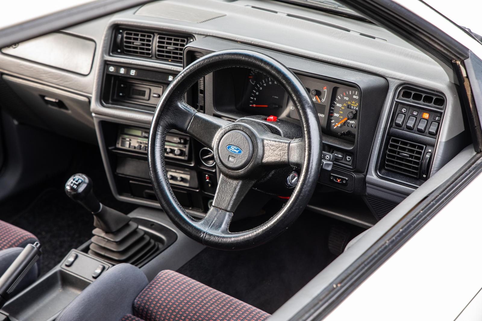 1987 Ford Sierra RS Cosworth Steering Wheel