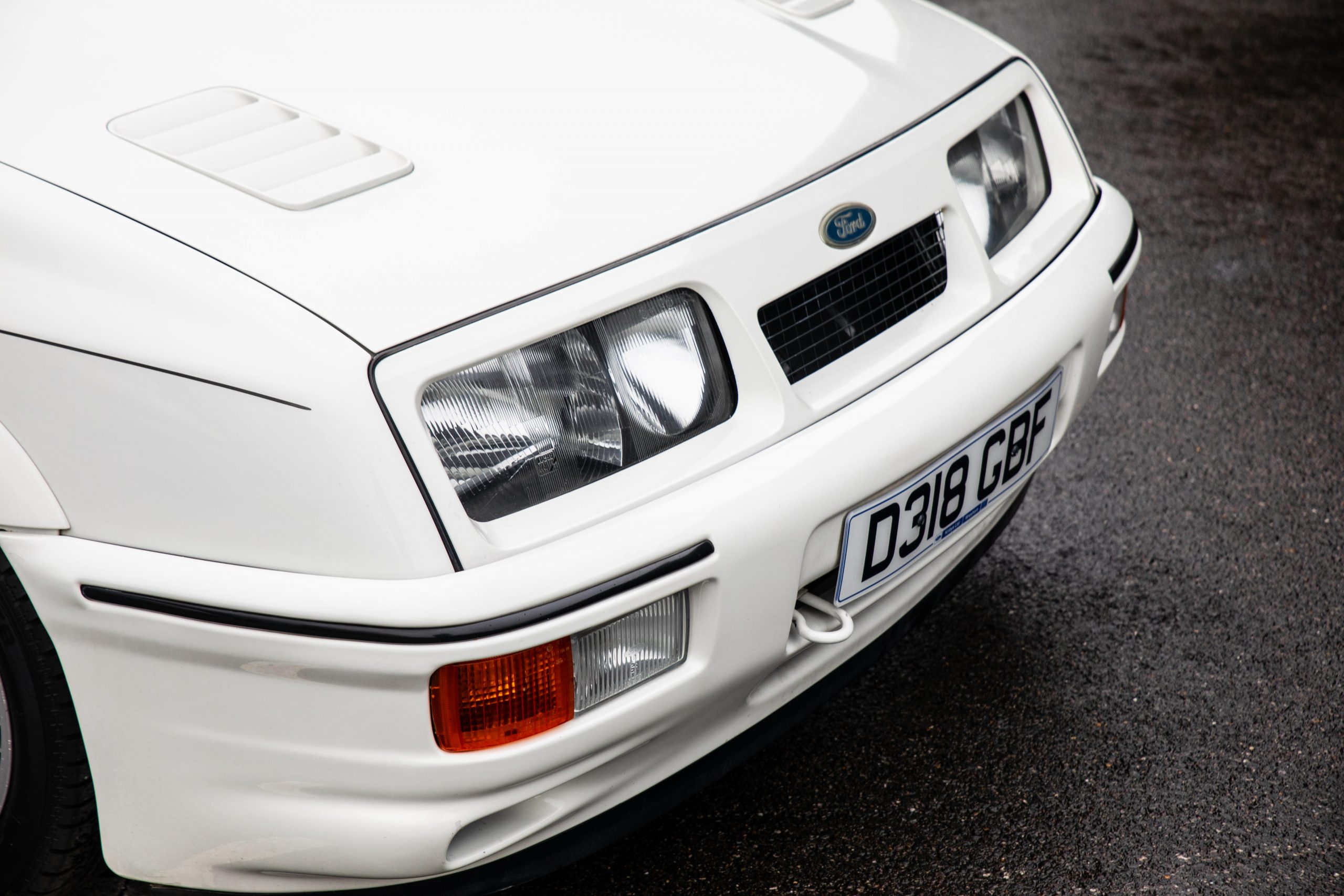 1987 Ford Sierra RS Cosworth Front Fascia