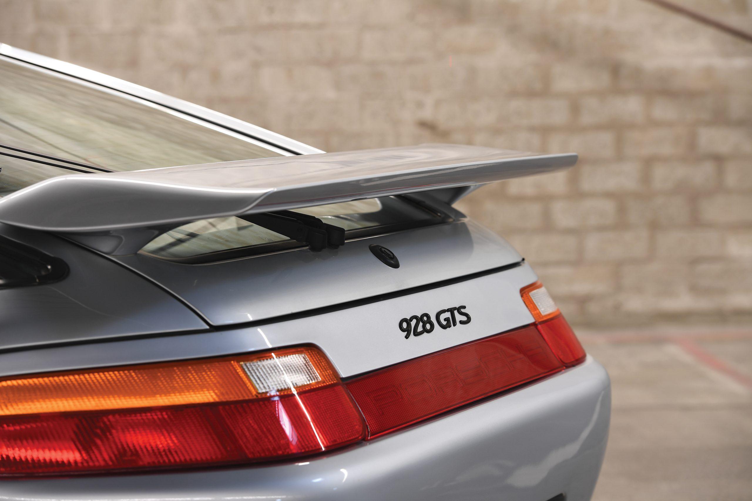 1992 Porsche 928 GTS Rear Spoiler