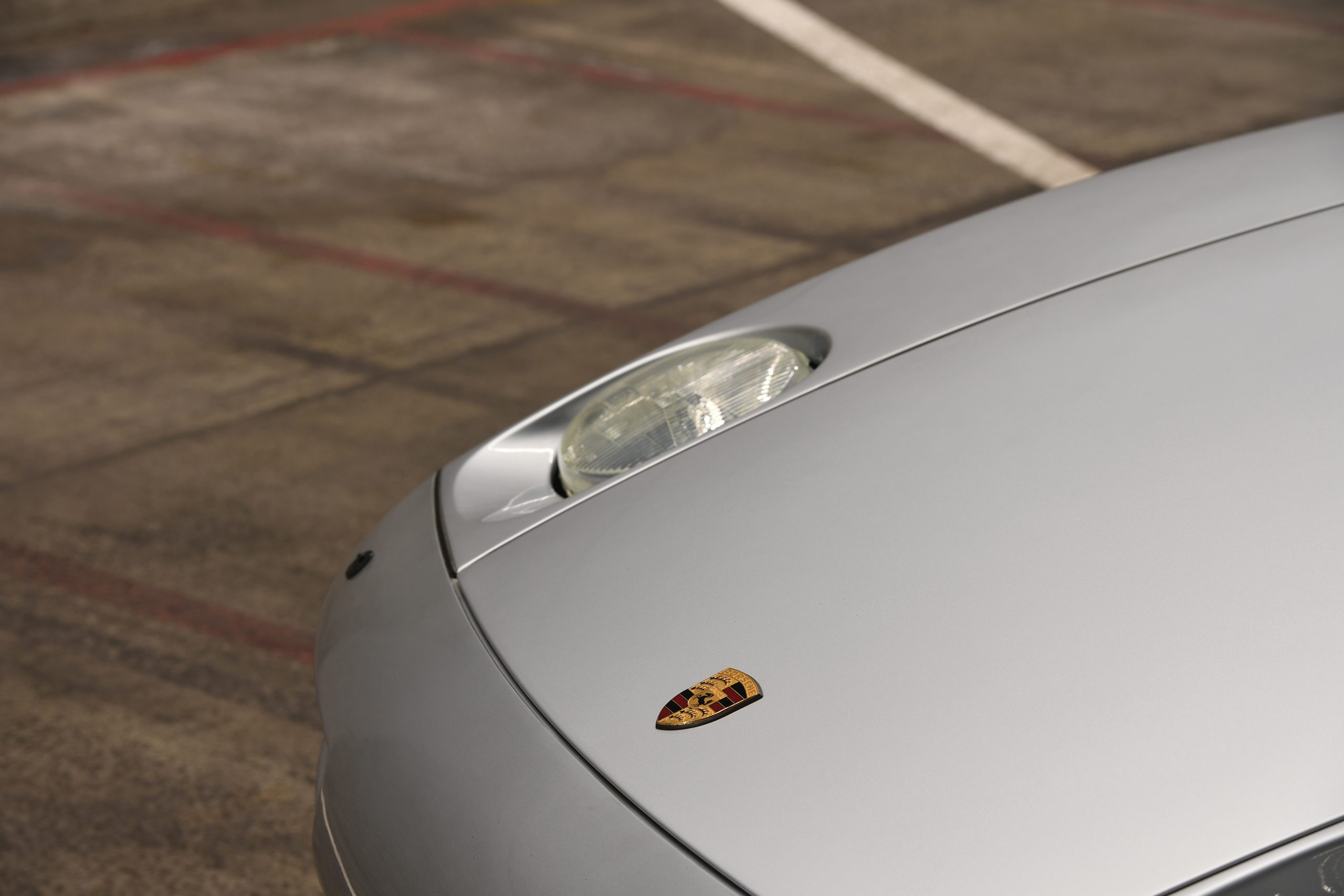 1992 Porsche 928 GTS Headlight