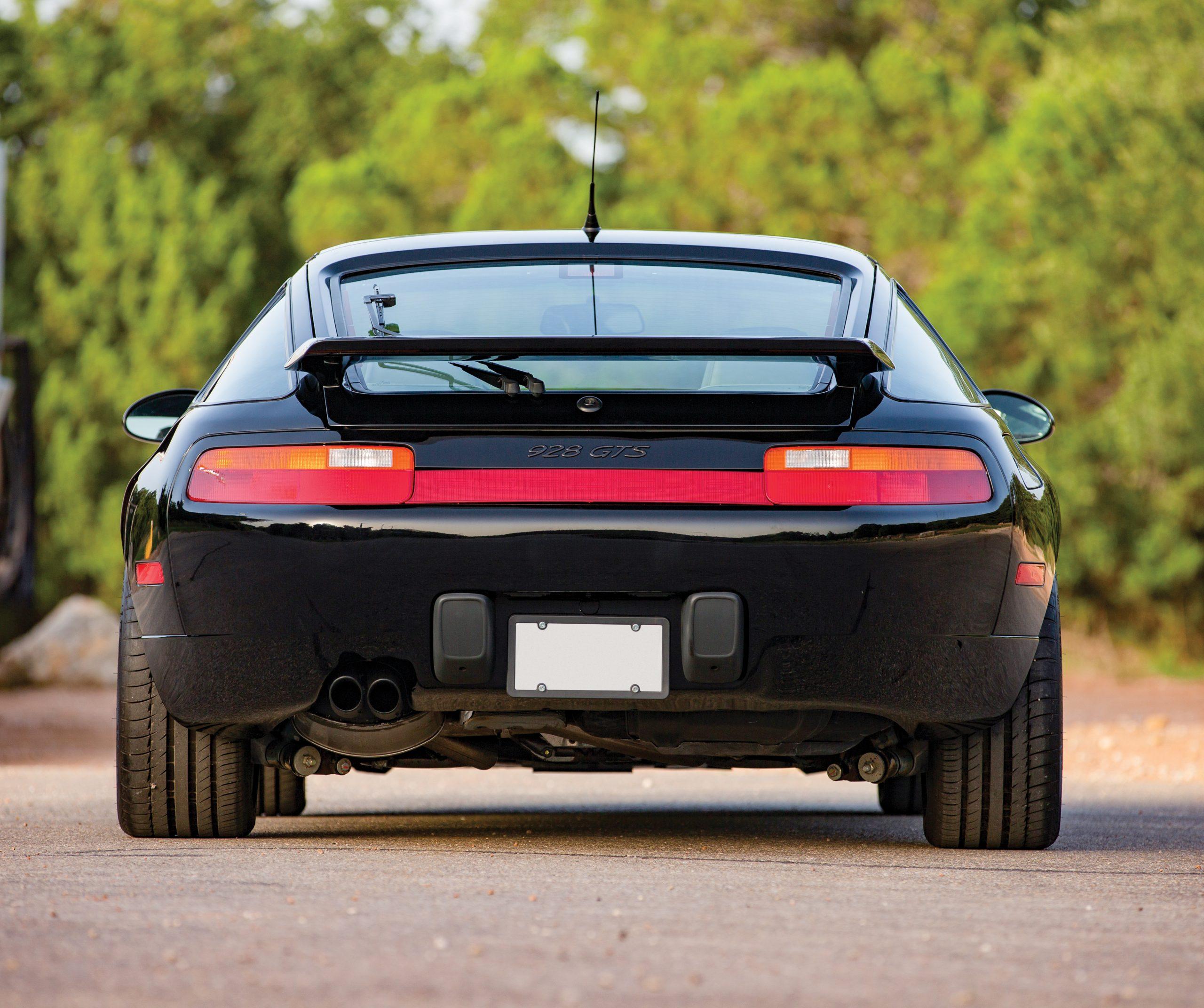 1995 Porsche 928 GTS Rear