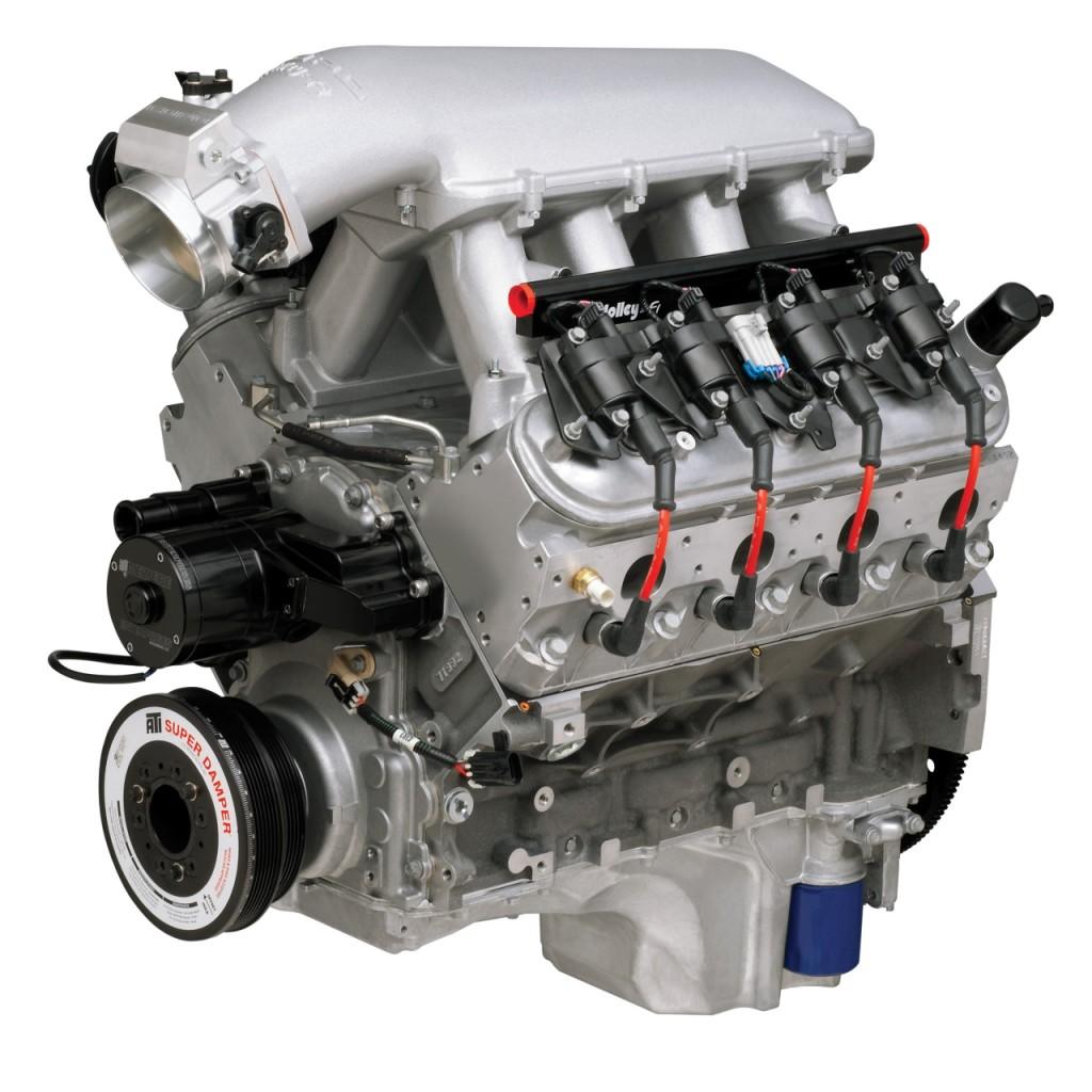 COPO Camaro 427 crate engine