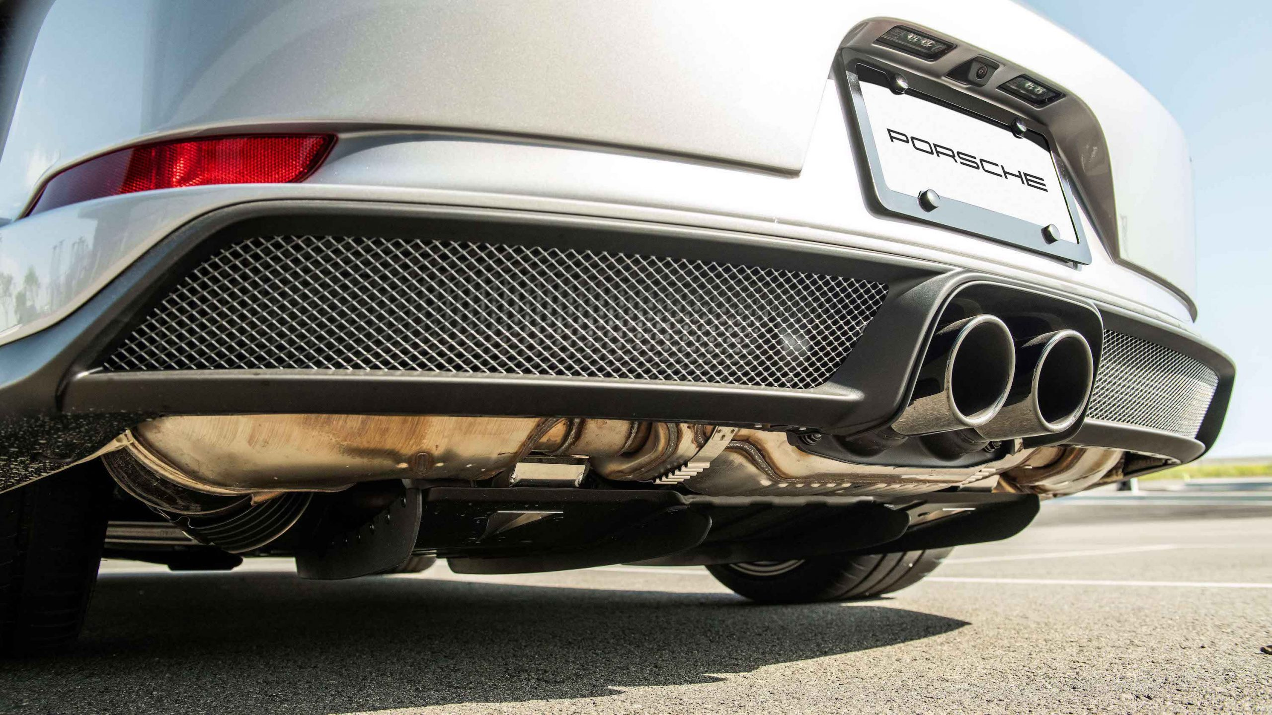 2019 Porsche 911 Speedster Heritage Design Rear Fascia