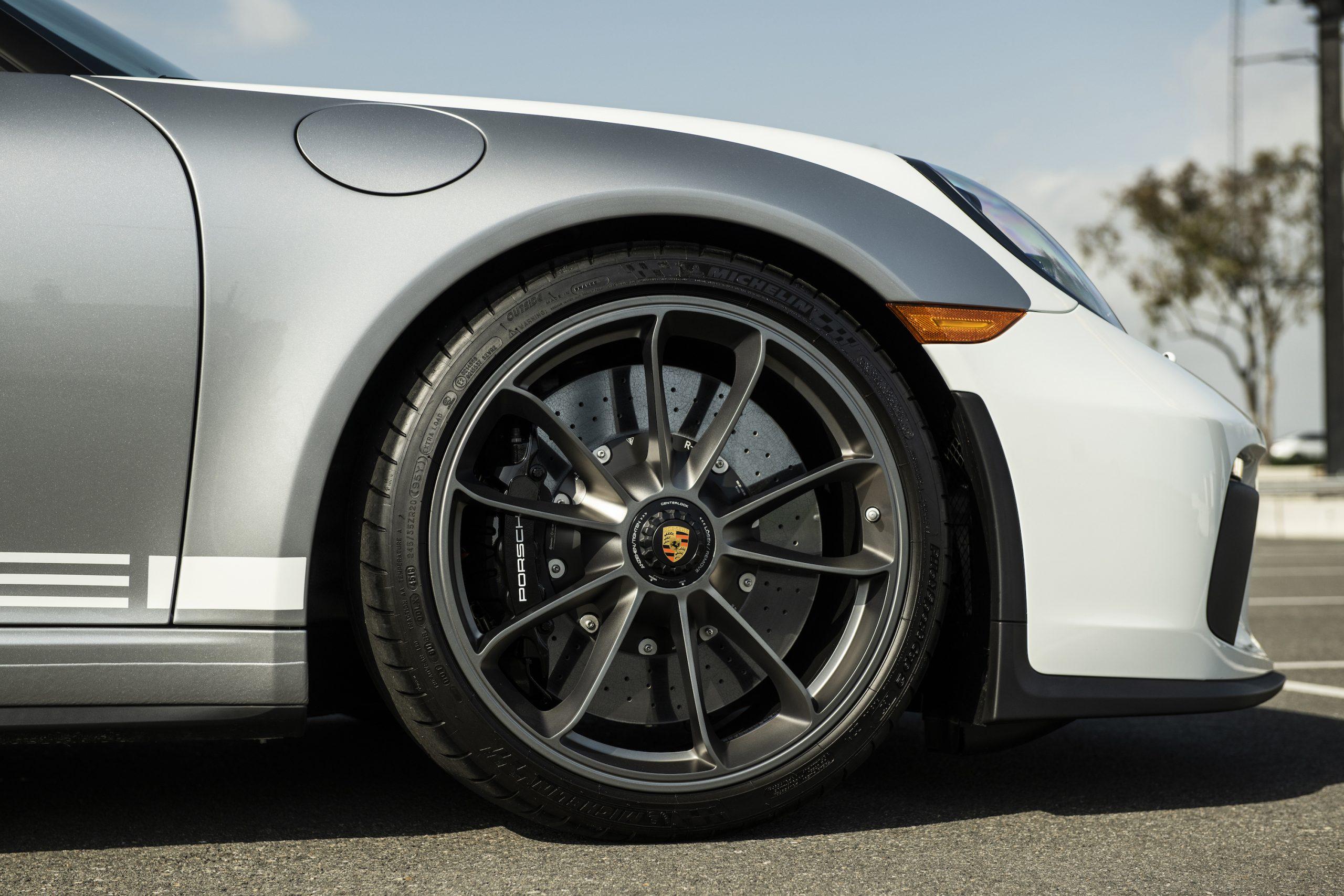 2019 Porsche 911 Speedster Heritage Design Front Wheel