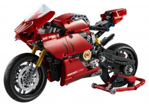 Ducati Panigale V4 R Lego Technic