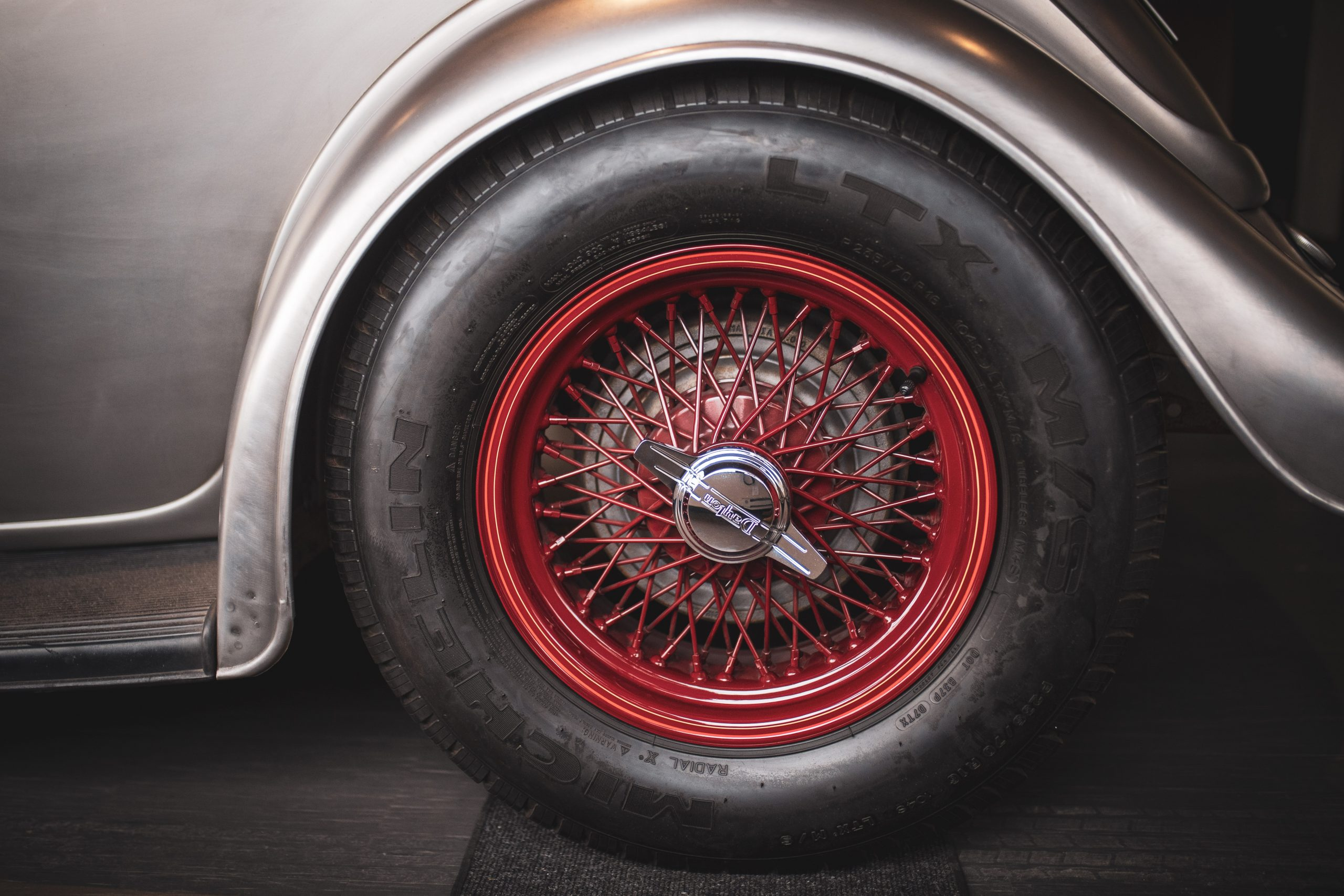 American Speed Company Hot Rod wheel