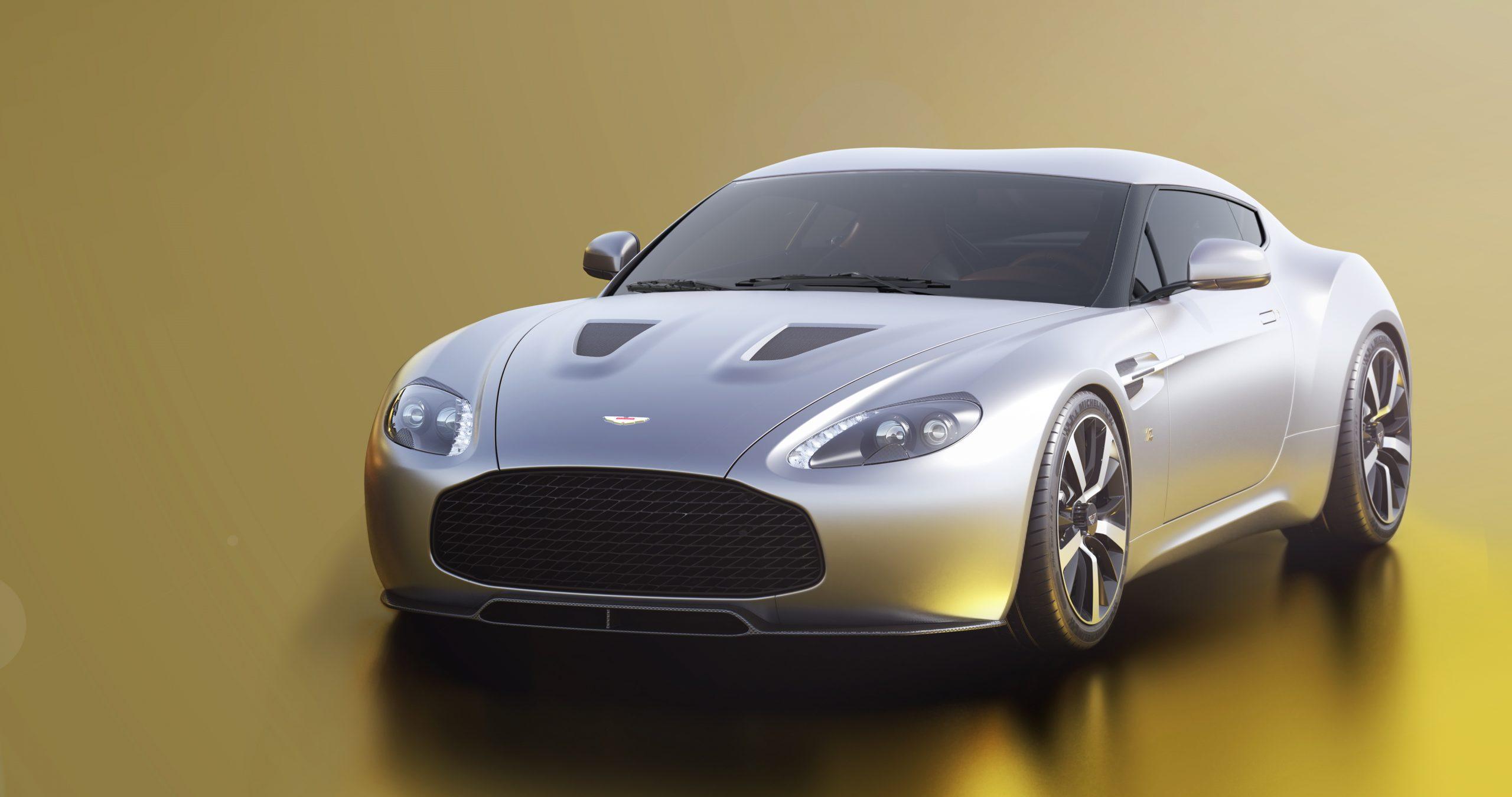 Aston Martin Vantage V12 Zagato Heritage TWINS by R-Reforged 5 - Coupé