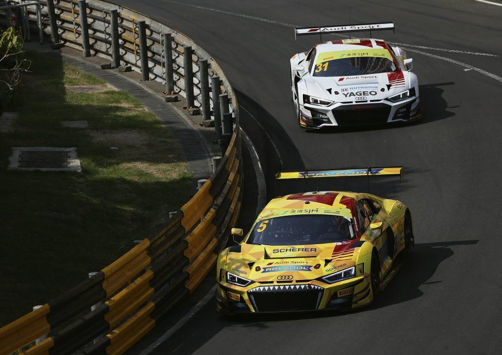 Macau Grand Prix 2019