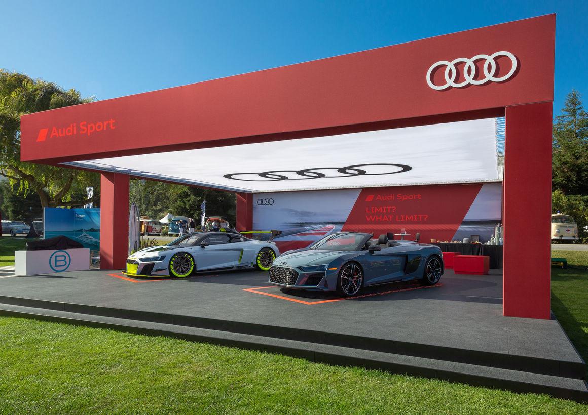 Audi R8 Spider LMS GT2