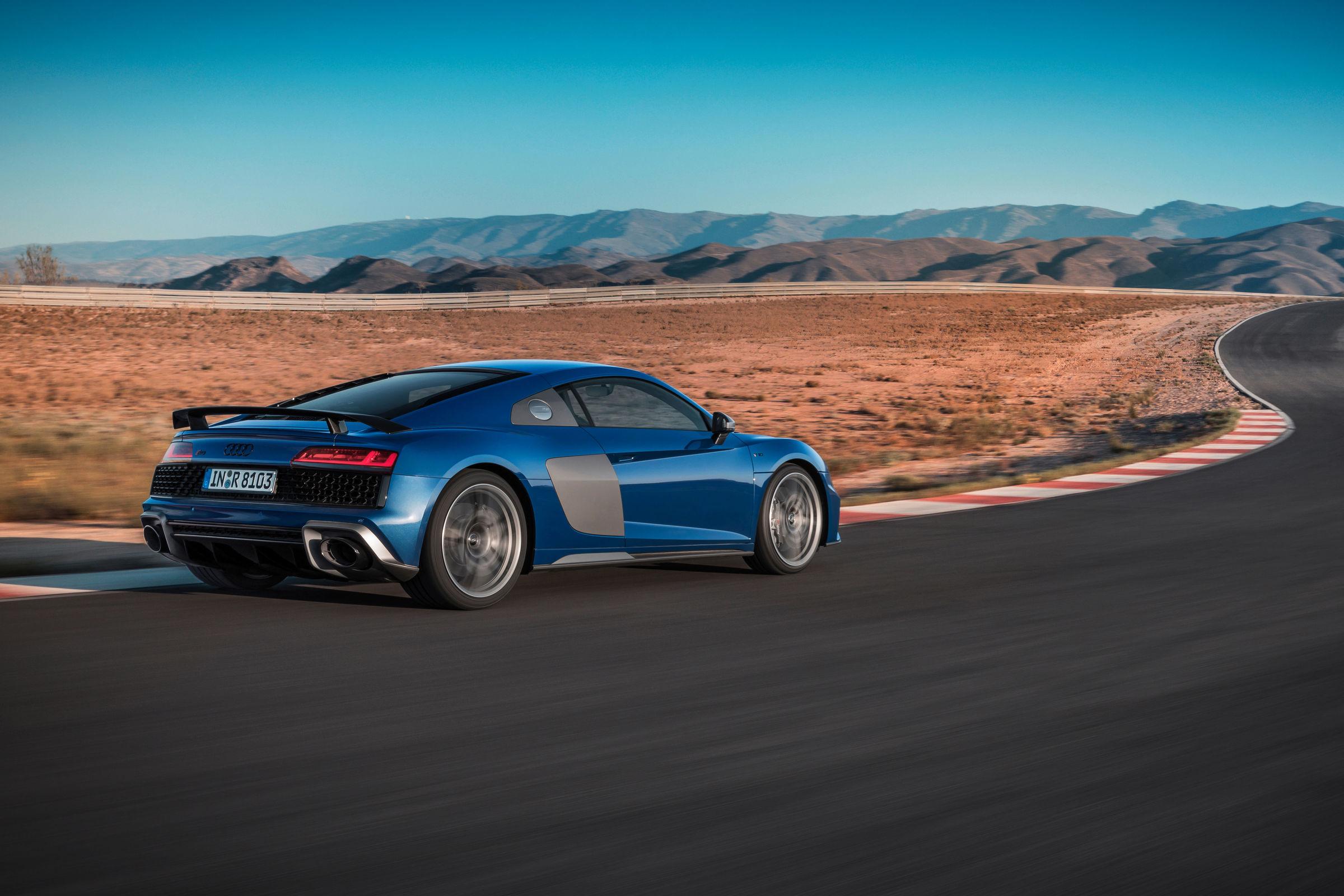 Audi R8 V10 2020