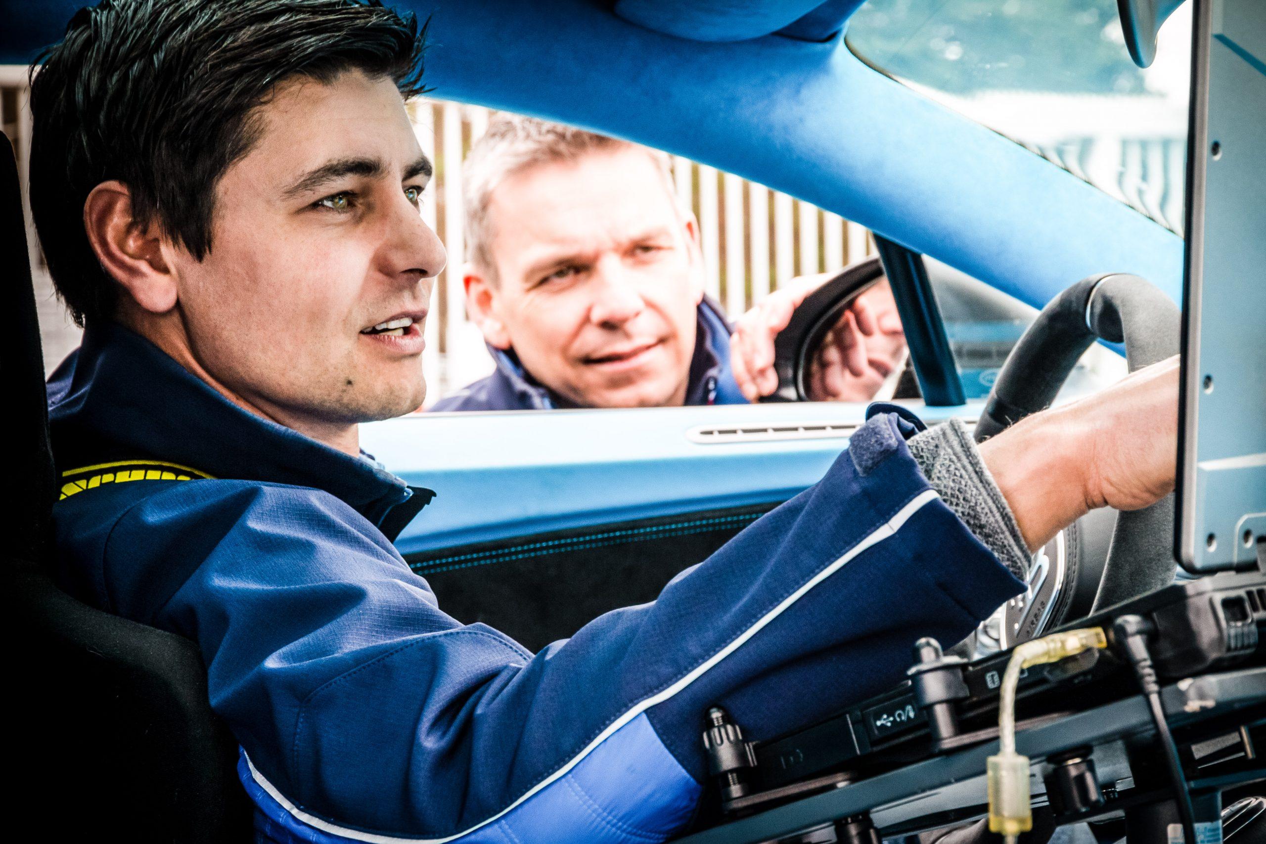 Bugatti Chiron Development Sven Bohnhorst