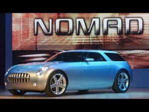 Chevrolet Nomad Concept auto show