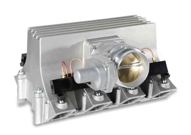 LS Classic 1957 Fuelie intake