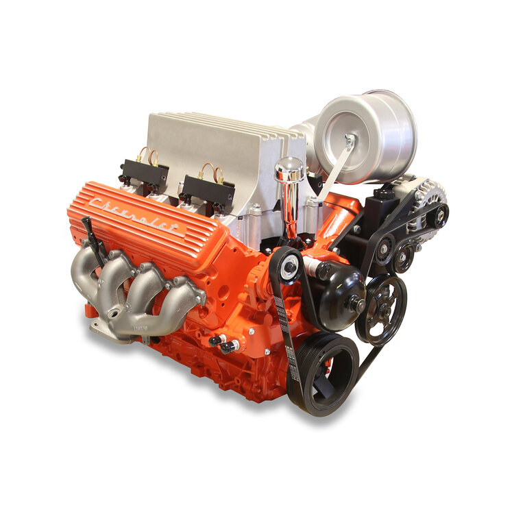 LS Classic 1957 Fuelie engine intake