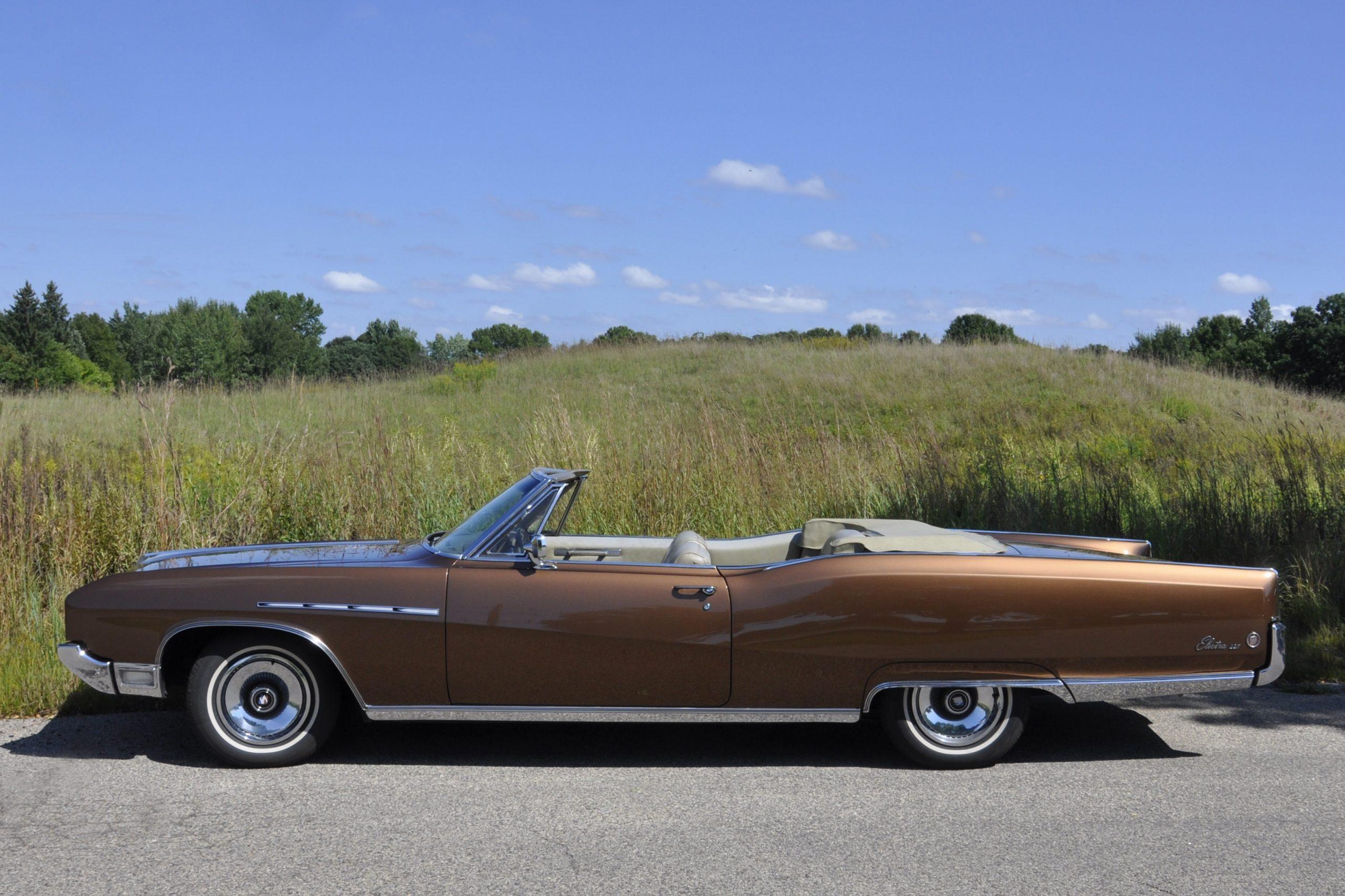 1968 buick electra profile
