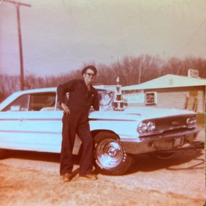 Ford Galaxie 500XL with Original Owner Odell Tidwell