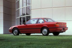 1988 Honda Prelude 4WS