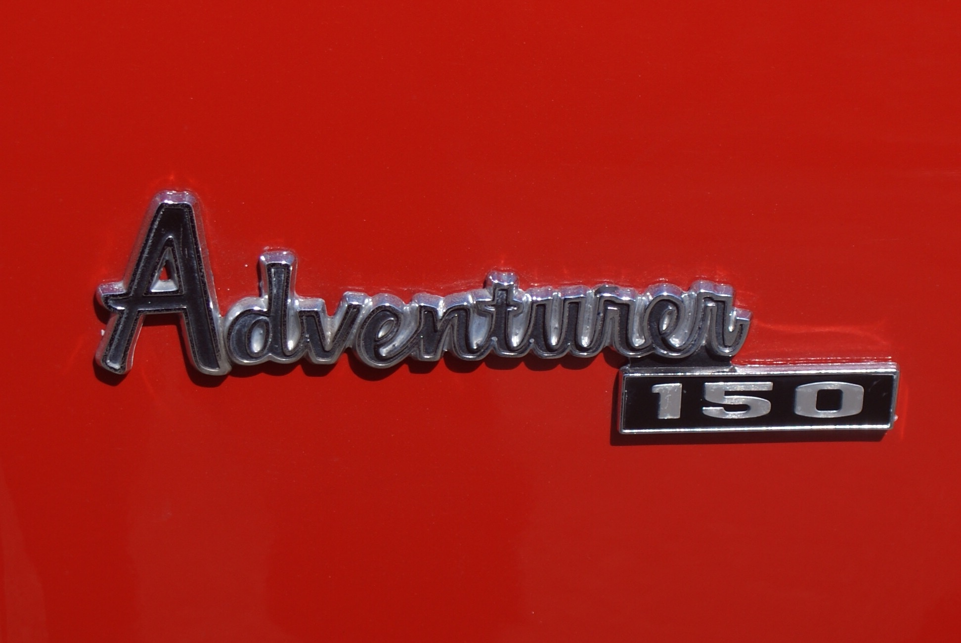 1979 Dodge Li'l Red Express logo