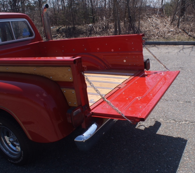1979 Dodge Li'l Red Express tailgate