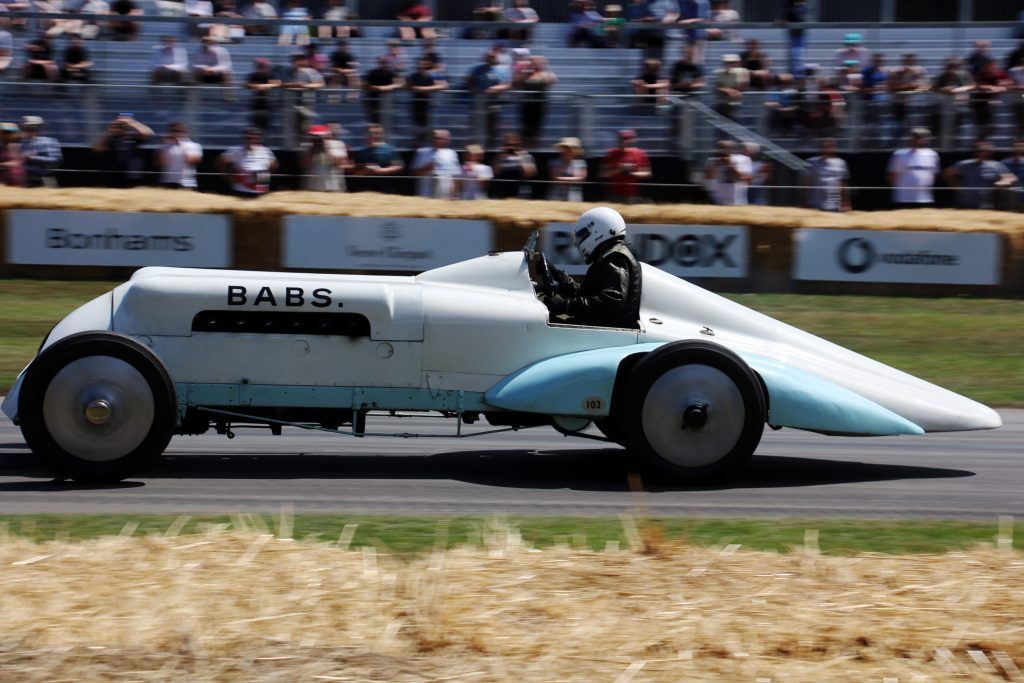 1926 Land Speed Record Babs