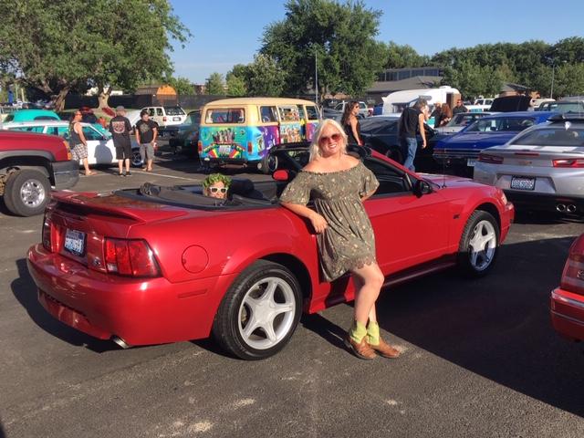 2000 Mustang GT convertible