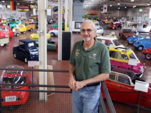 In Conversation with Jeff Lane, Lane Motor Museum Founder