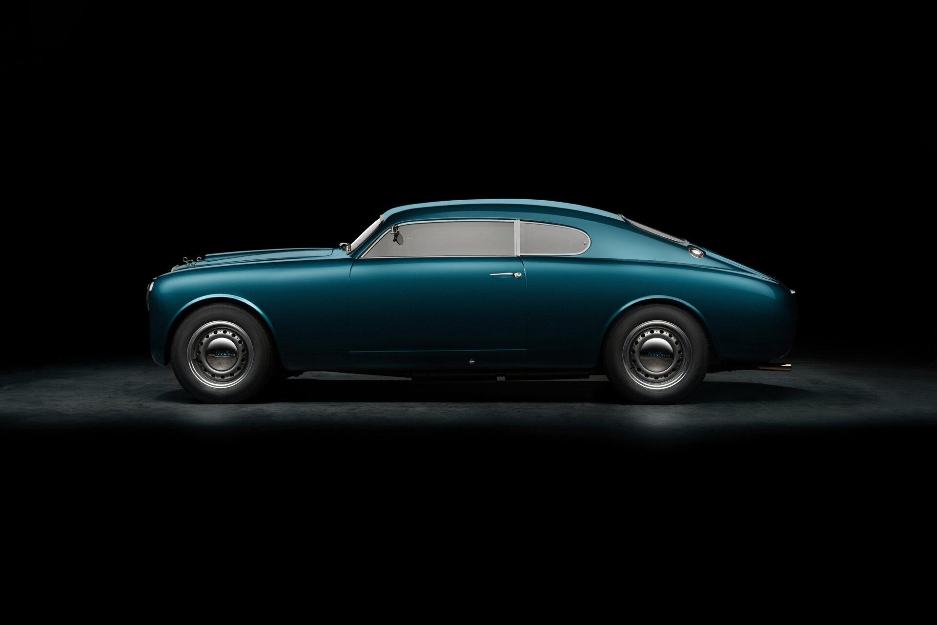 Lancia Aurelia 'Outlaw' profile
